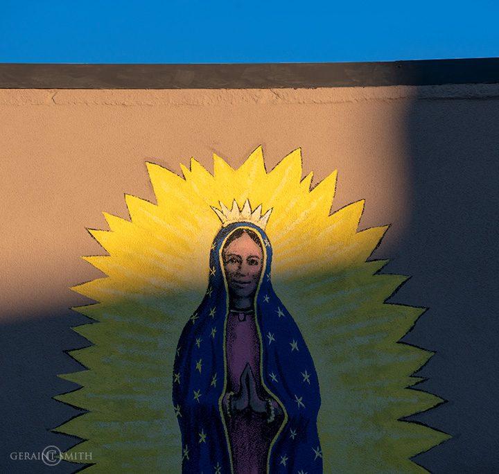 Guadalupe Sunset, Antonito Colorado.
