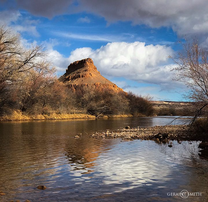 Chama River, Abiquiu, New Mexico