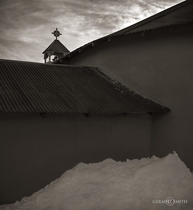 Valdez, New Mexico, Church Of San Antonio