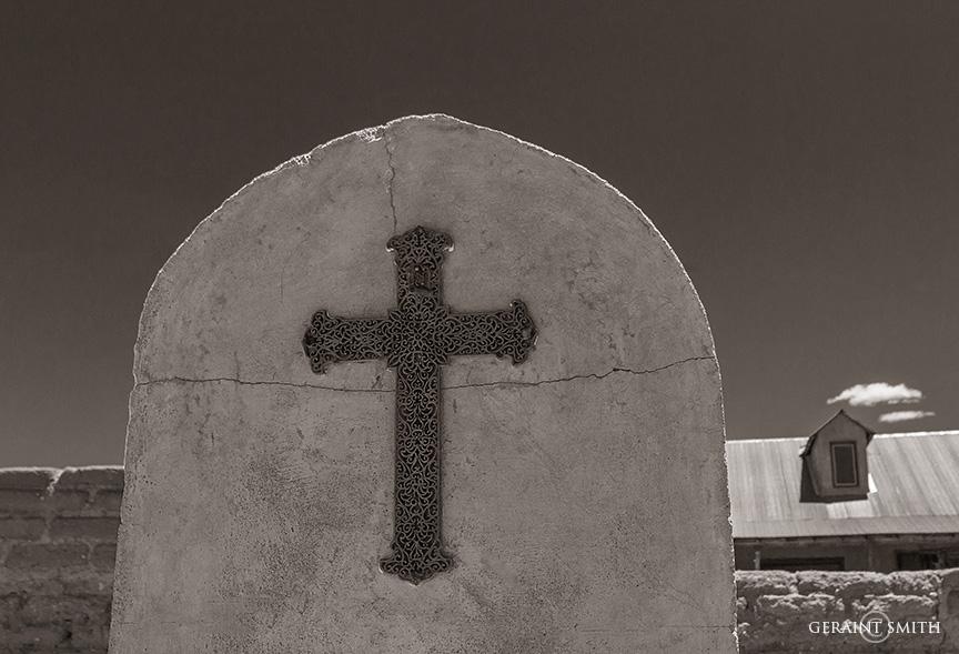 Las Trampas Church, New Mexico