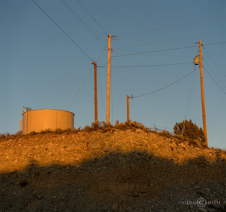 water_tank_power_poles_arroyo_hondo_3035_3036-8956403