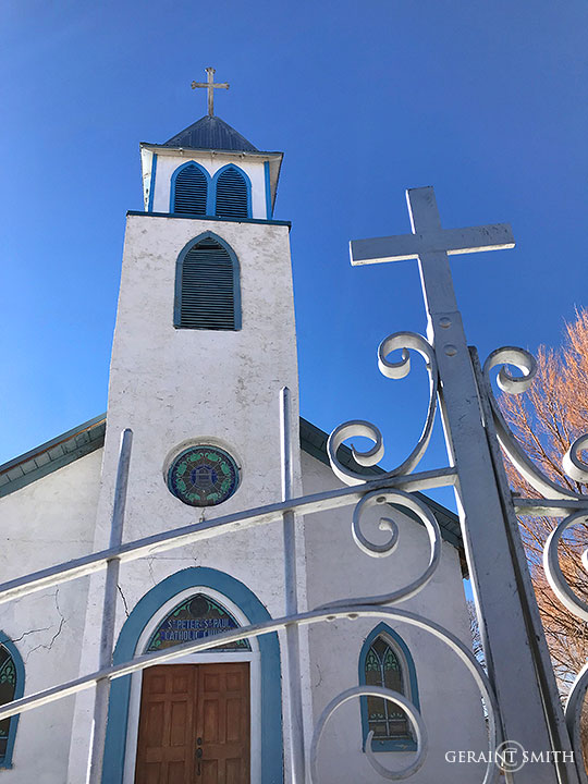 San Pedro, San Luis, Colorado