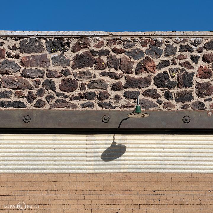 Shingles, Roofing, Steel, Rock, Sky