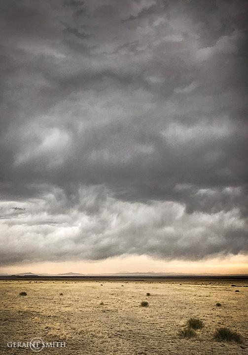 Cimarron Plains, Northeastern New Mexico