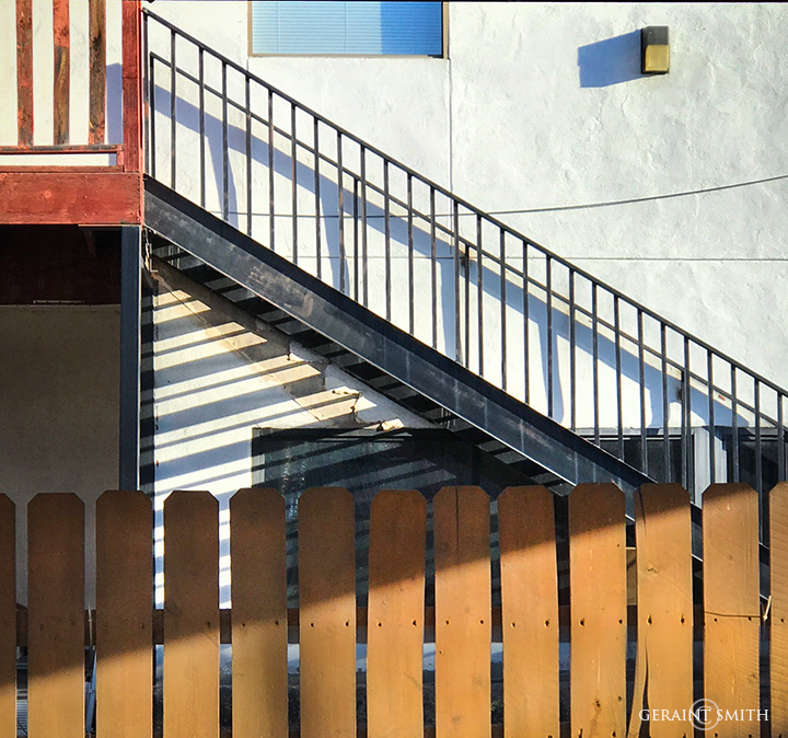 Zig Zag, Morning Shadows, Las Vegas, NM