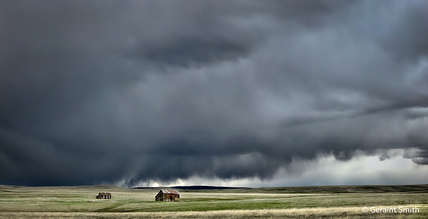 Storm On The Plains Highway 72 NM