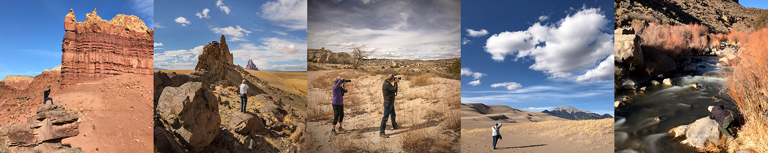 Photography Workshops and Photo Tours Abiquiu New Mexico