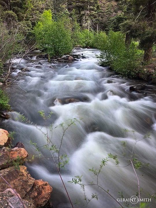 Costilla Creek, Rio Costilla Park