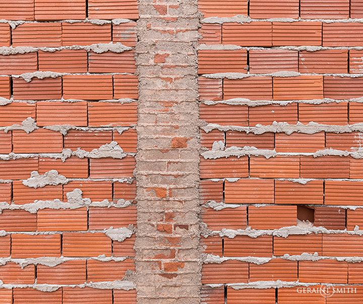 Bricklaying New Mexico Style