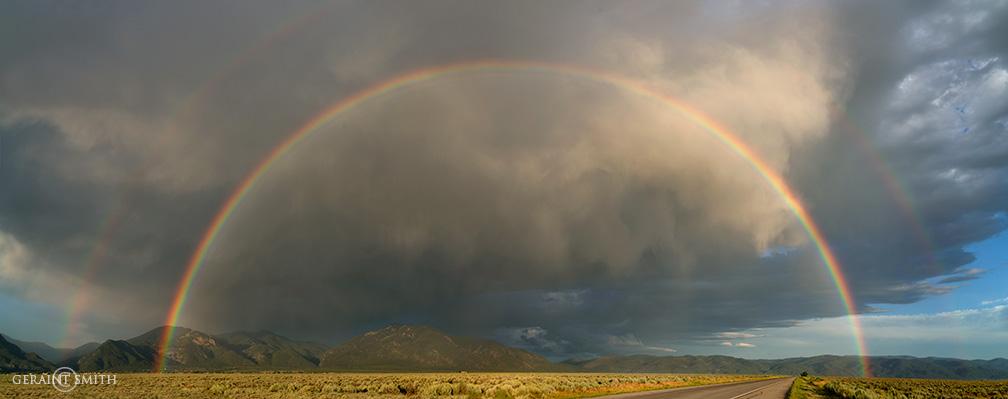 Arroyo Hondo Mesa Rainbow