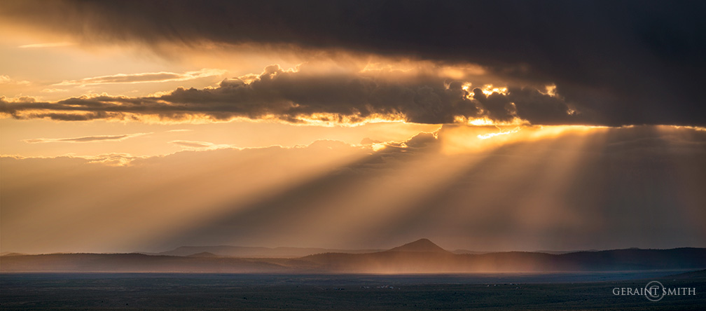 Mesa Light Rays Breaking Through