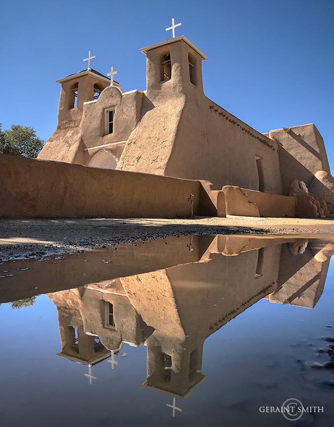 Saint Francis, Ranchos De Taos.