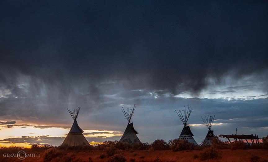 Taos Tipis, Ranchos de Taos, NM