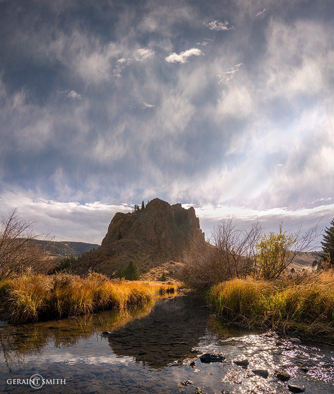 Comanche Point, Valle Vidal, NM