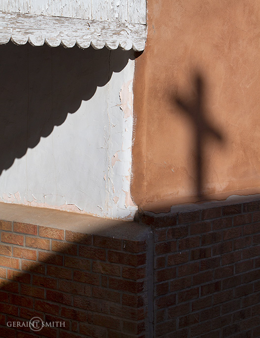 High Road Shadows, Truchas, NM