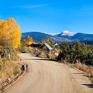 High road to Taos photo tour