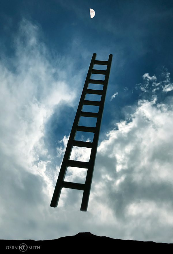 """Ladder to the Moon"""