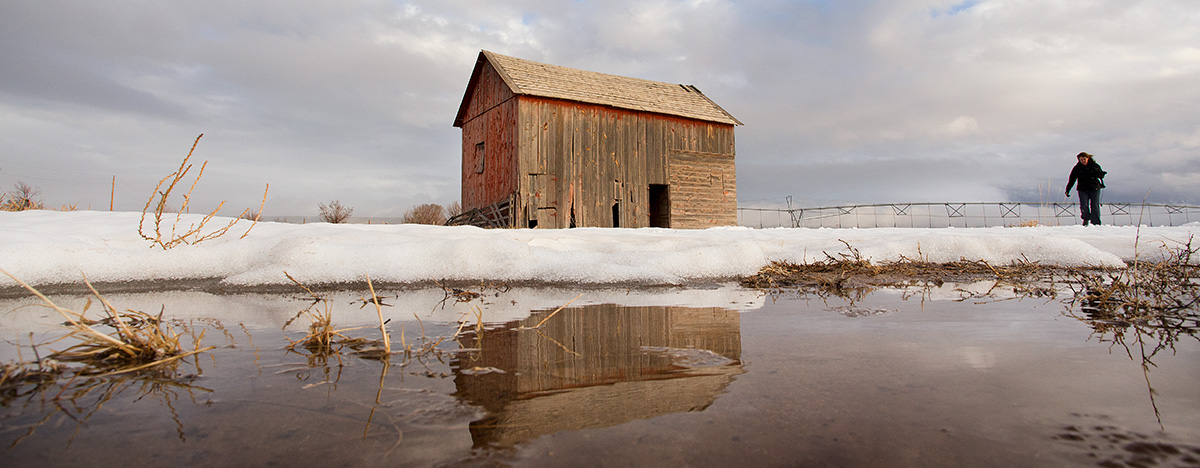 Winter photography tour workshops