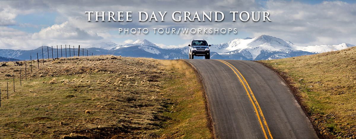 Three Day Tour around northern New Mexico photography workshop