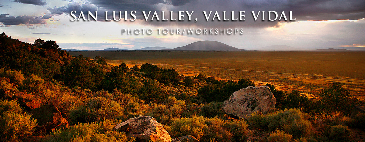 Photo tours and workshops, Southern Colorado, northern New Mexico