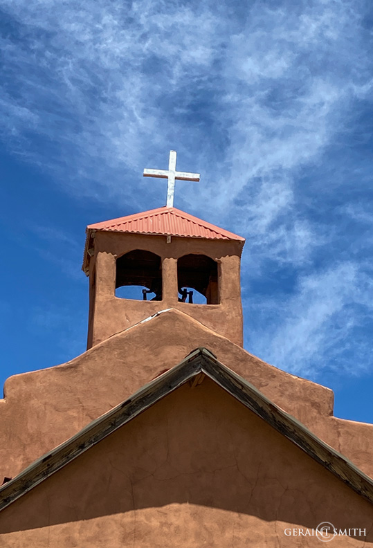 San Cristobal Chapel, New Mexico
