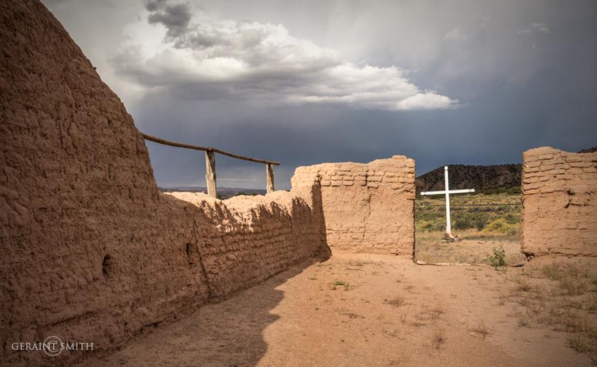 Santa Rosa de Lima, Abiquiu, New Mexico