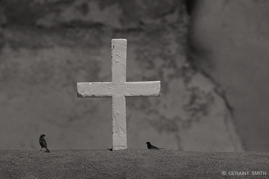 Cross Birds, Ranchos De Taos, NM