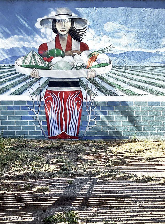 Mural, San Luis, Colorado.