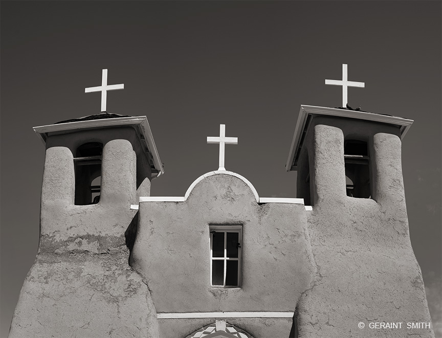 Saint Francis Church, Ranchos De Taos.