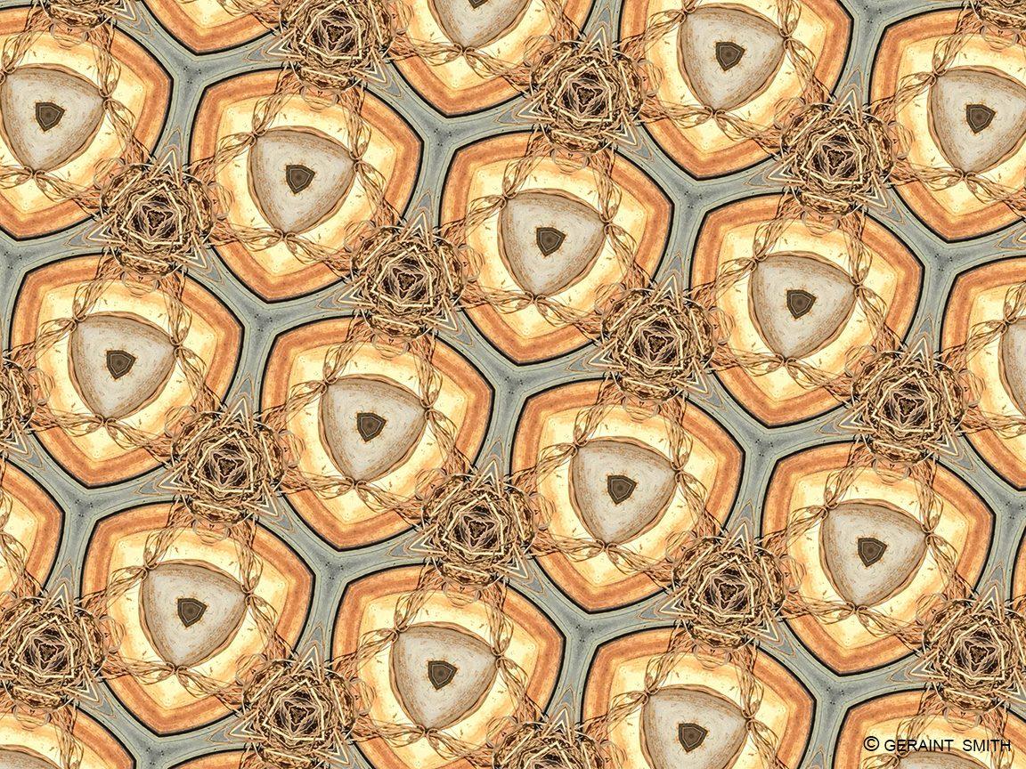 Kaleidoscope camera image.