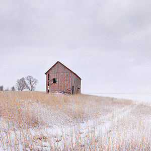 Winter san luis red barn 8826 8827