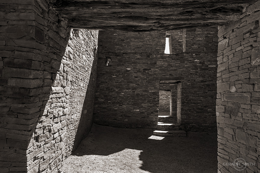 Chaco Canyon, Pueblo Bonito, New Mexico