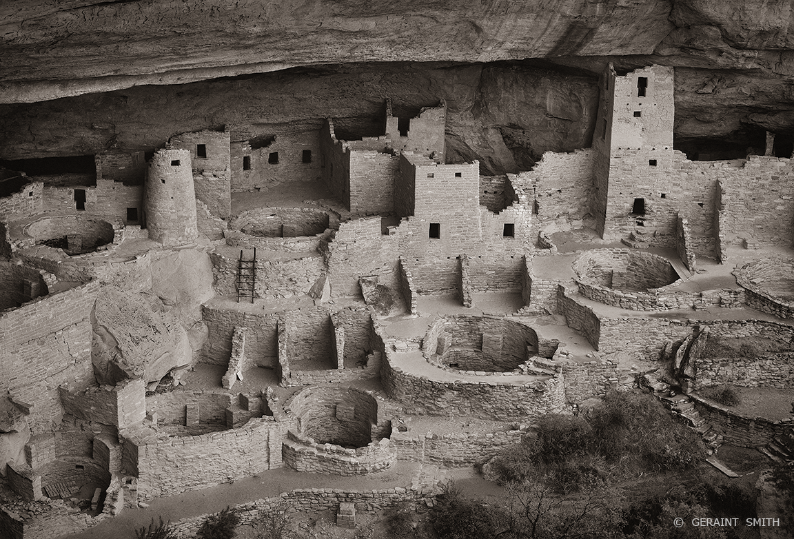 Cliff Palace in Mesa Verde National Park, Colorado.