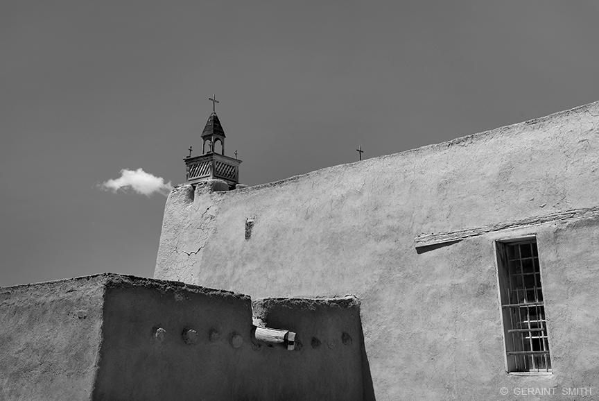 Las Trampas church
