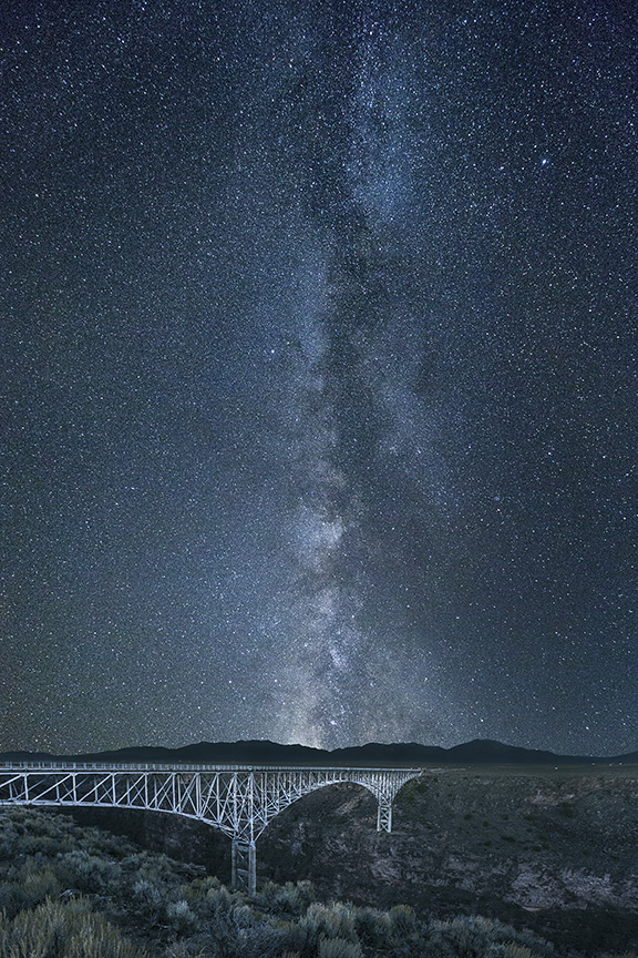 milkyway gorge bridge 7100