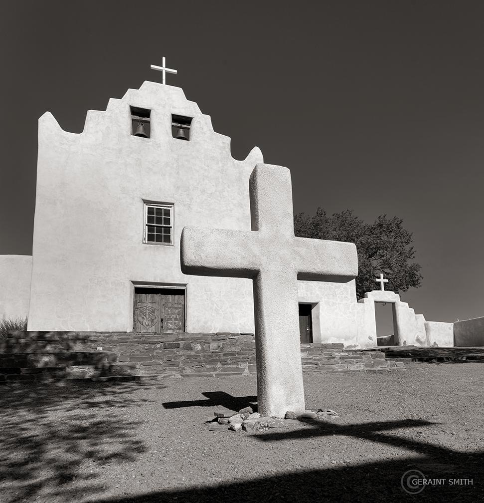 Laguna Pueblo, Saint Joseph's Mission Church, New Mexico