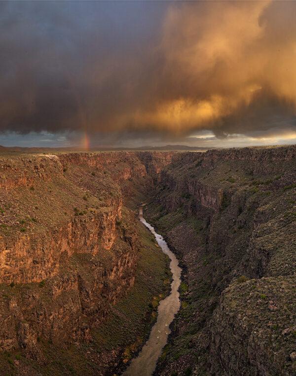 rio grande gorge rainbow sky 8723 8725