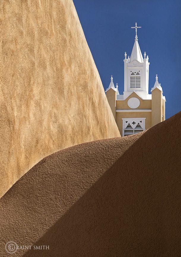 San Felipe De Neri, Old Town Plaza, Albuquerque.