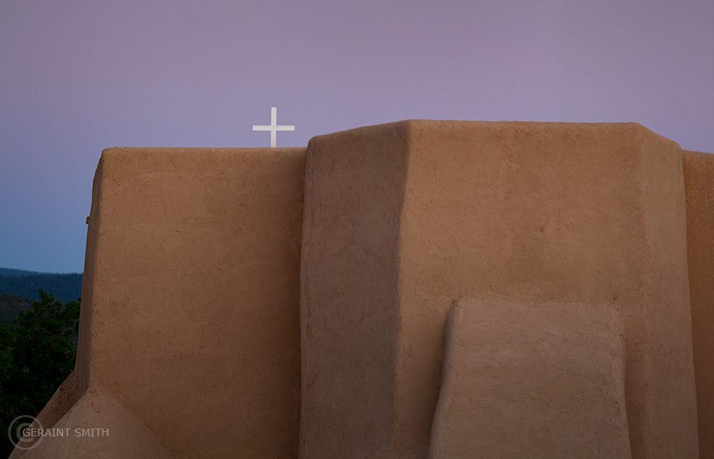 Saint Francis Church, Ranchos de Taos, NM.