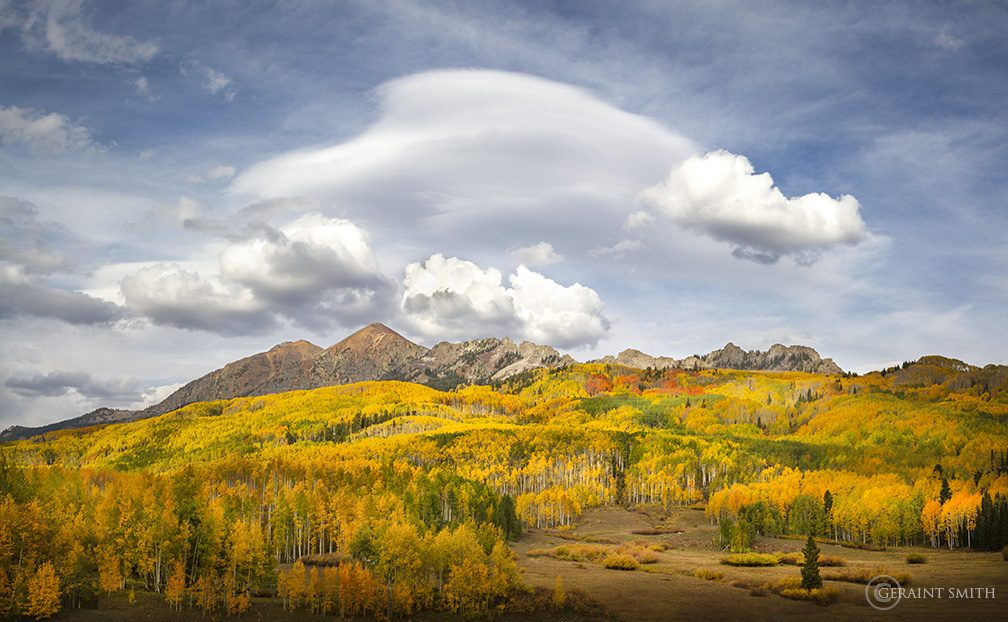 Aspens, Crested Butte, Colorado,