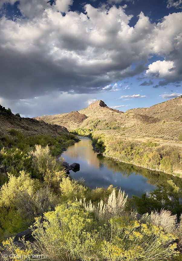 Orilla Verde, Rio Grande, Fall Colors