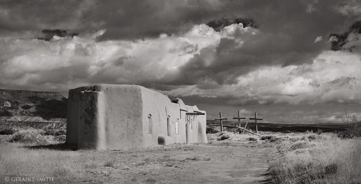 Penitente Morada, (Church) Abiquiu, NM.
