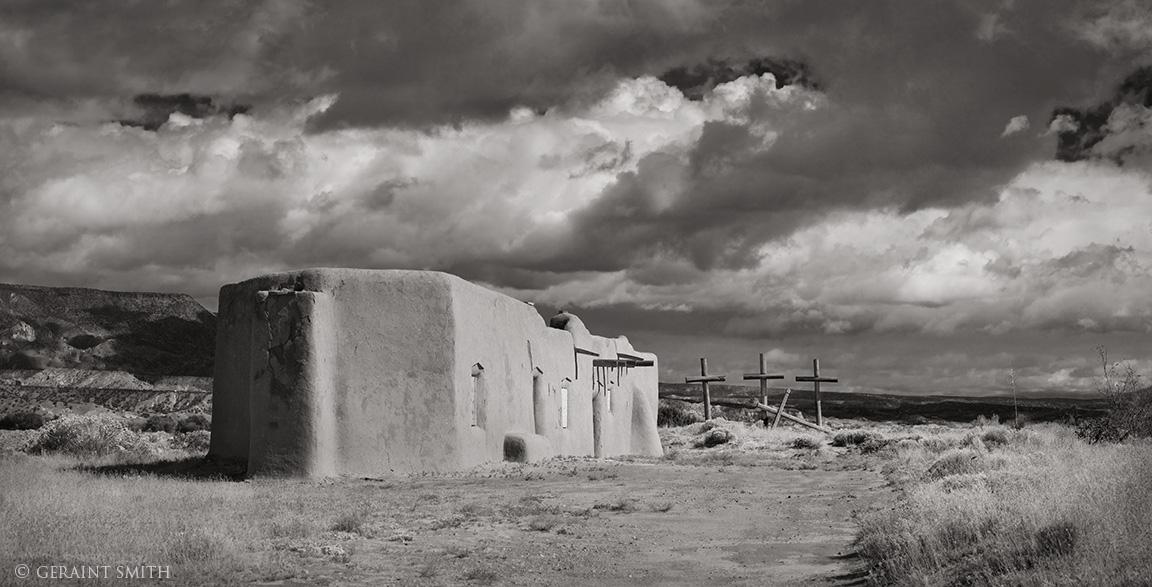 Penitente Morada, (Church) Abiquiu, NM.