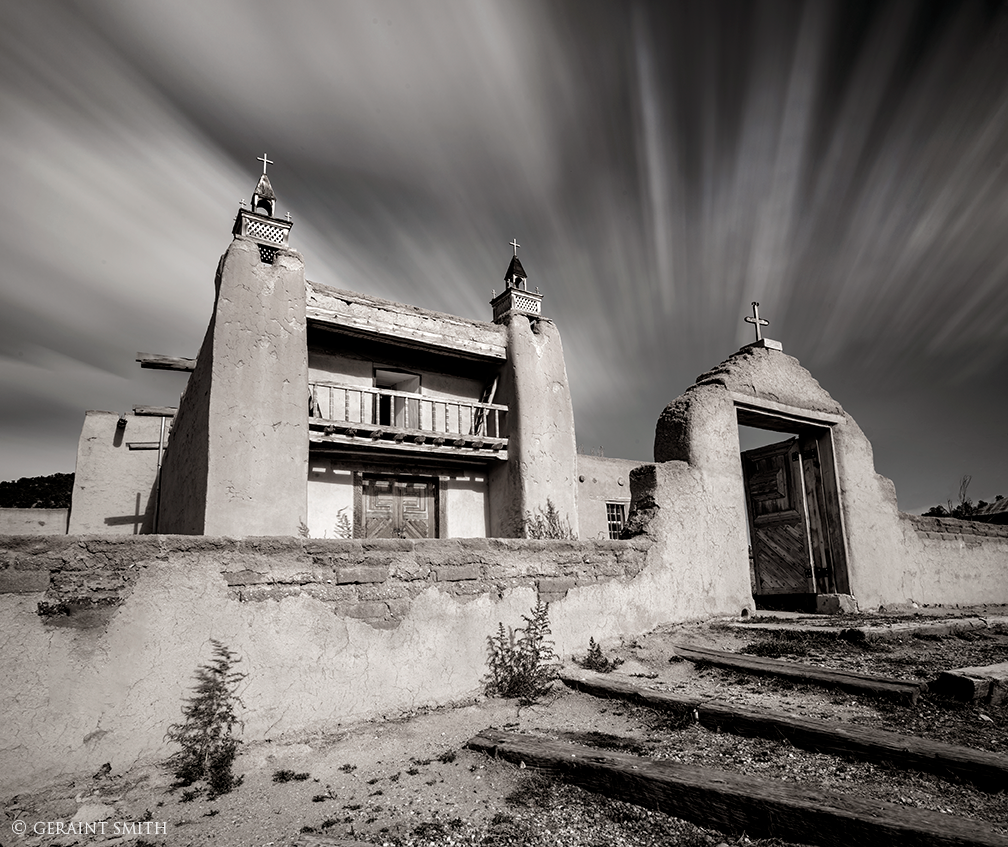 High Road to Taos, Las Trampas Church