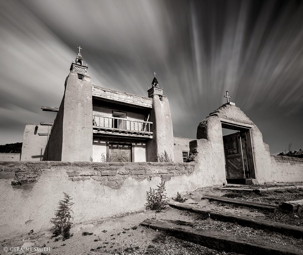 High Road to Taos, Las Trampas Church