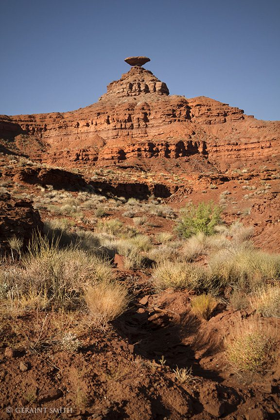 Mexican Hat Rock, Southeast Utah
