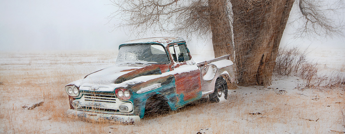 old truck 0108