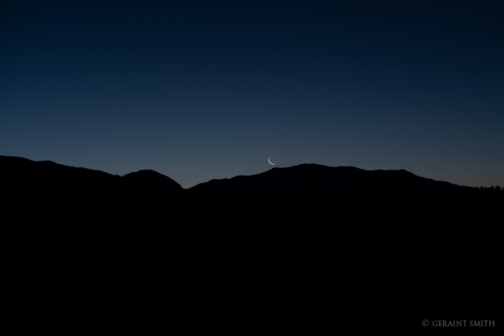 03 crescent moon venus taos mountain SC 6379 1