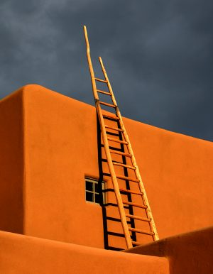 Adobe Light Ladder