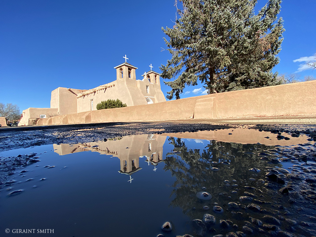 Saint Francis church reflection